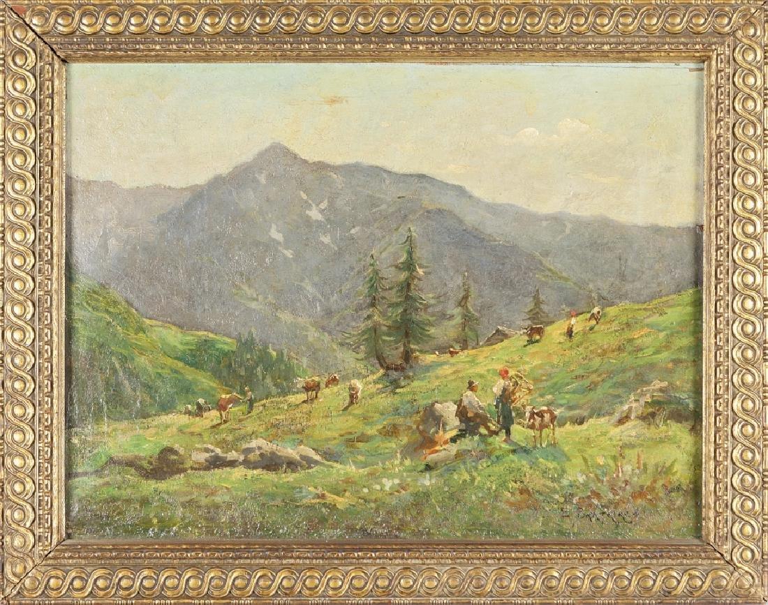 BARTEZAGO ENRICO (1849-1924)  Alti