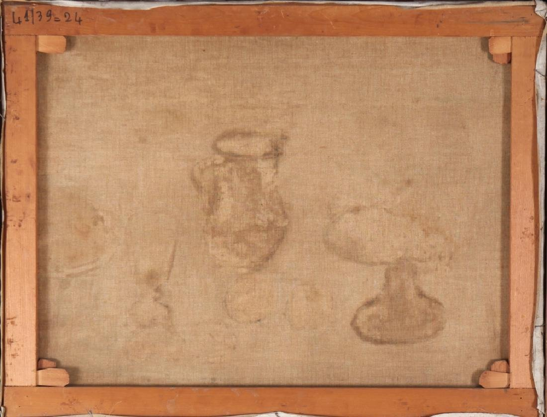 ARTURO TOSI (1871-1956)  Natura morta con vaso - 2