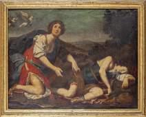 Scuola emiliana inizi sec XVIII La morte di