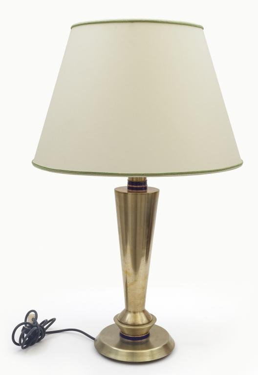 CARLO GADDA  Una lampada da tavolo, anni '70.