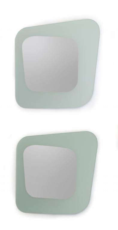 GUGLIELMO BERCHICCI Due specchi da parete