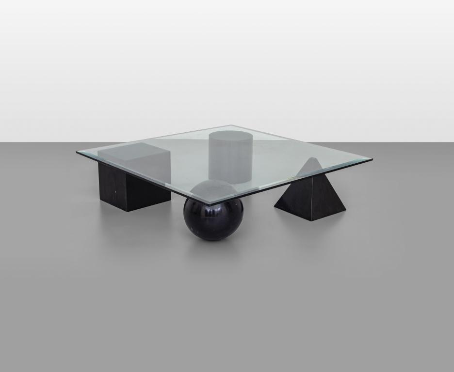 MASSIMO E LELLA VIGNELLI Un tavolino