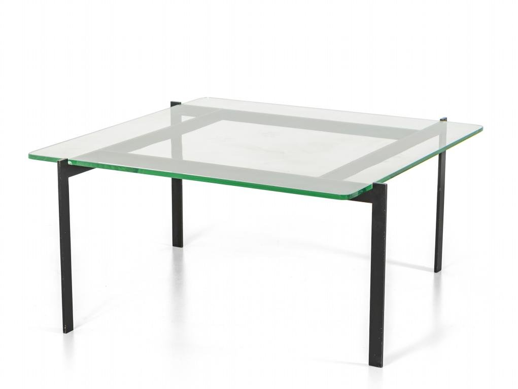 VITTORIO SACCO   Un tavolino per CRISTAL ART,