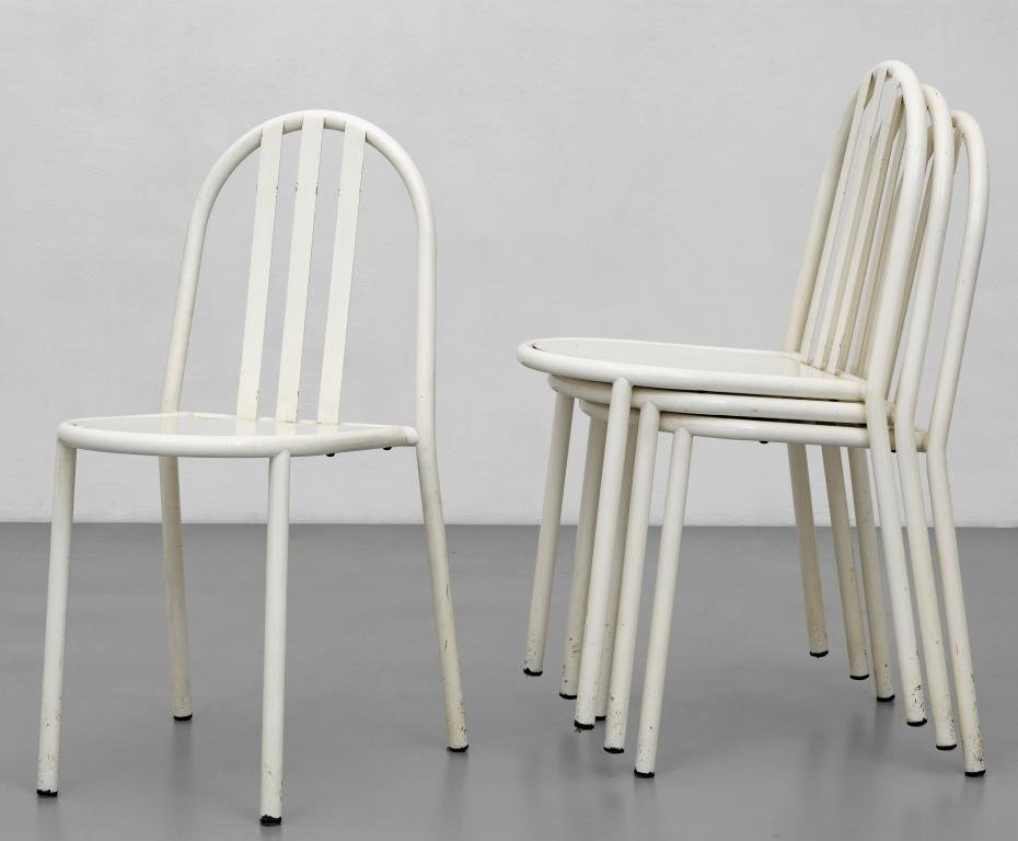 ROBERT MALLET-STEVENS  Quattro sedie
