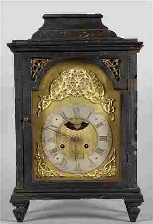 Orologio con cassa in legno cm 23x13 h 36