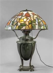 Lampada da lettura (ca.1899-1905), design a