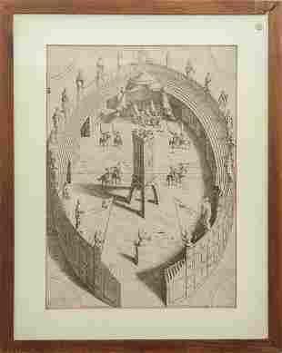 GAManini e LMattioli fece anno 1698 La festa