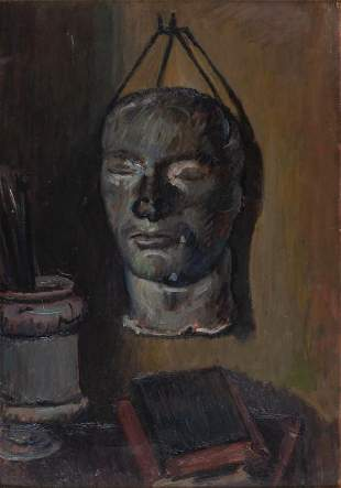 PIERO MARUSSIG (1879-1937) Natura morta con