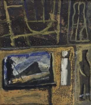 MARIO SIRONI (1885-1961) Composizione (metÃ