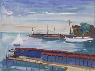 ENRICO PAULUCCI (1901-1999) Rapallo