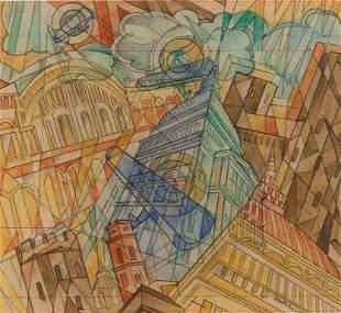 BONETTI UBERTO (1909-1993) Torino -