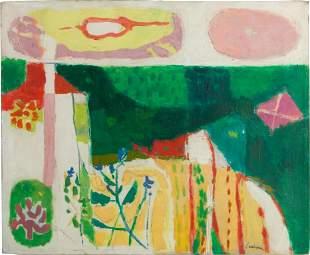 ENRICO PAULUCCI (1901-1999) Paesaggio