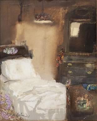 MARIO CALANDRI (1914-1993) La stanza