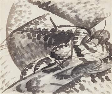 UMBERTO BOCCIONI (1882-1916)  Scomposizione