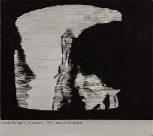 MATTHEW ANTEZZO (1962-)  Lynda Benglis,