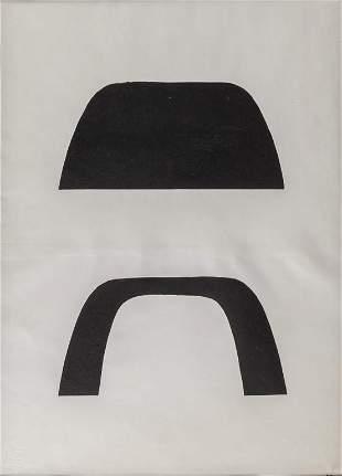 ALBERTO BURRI (1915-1995) Progetto grafico