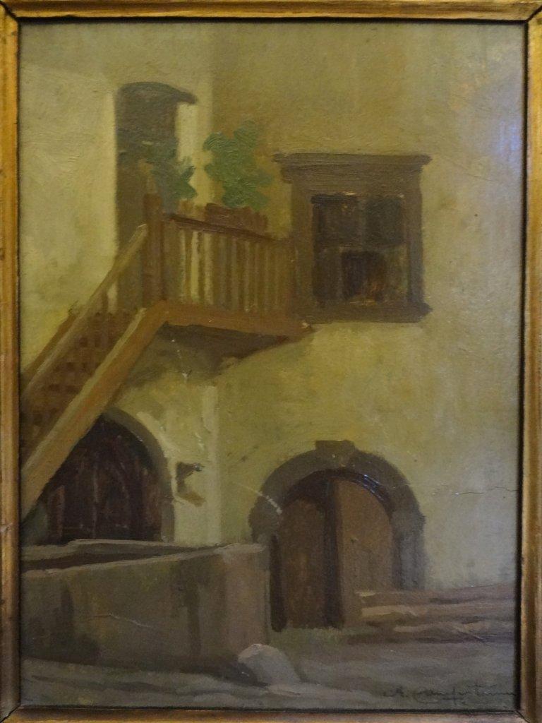 ALCIDE ERNESTO CAMPESTRINI (1897-1983)