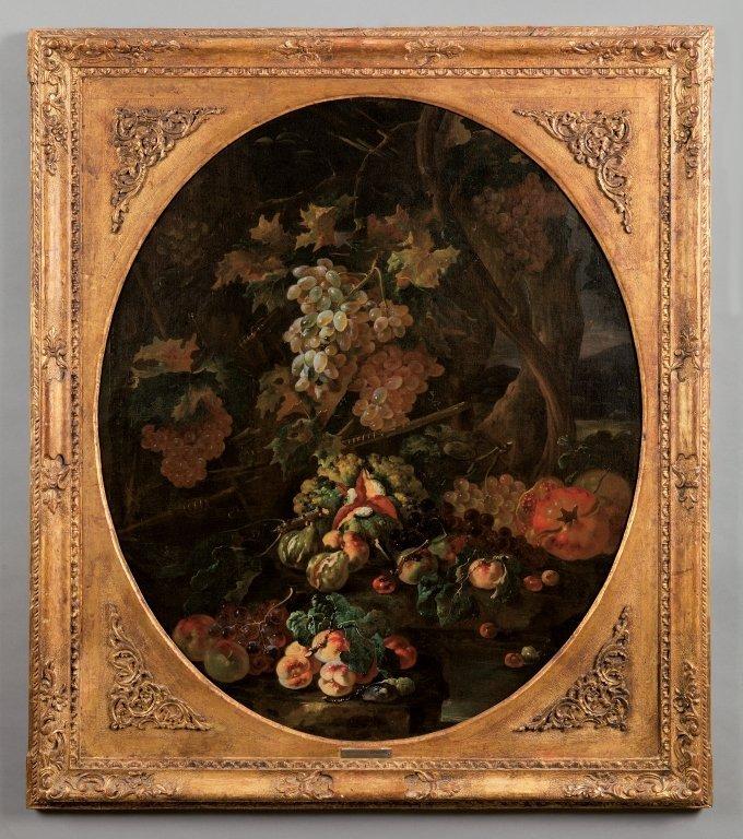 """CASTELLI GIOVANNI PAOLO (1658-1730)  """"Natura"""