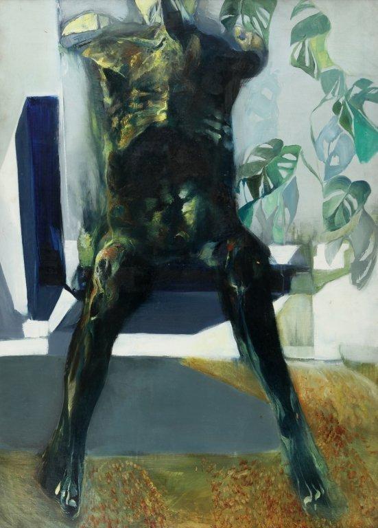 RENZO VESPIGNANI (1924-2001)  Interno Stil