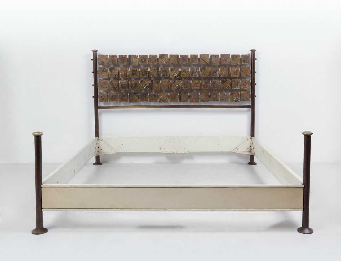 Osvaldo borsani un letto per arredamenti for Aloi arredamenti
