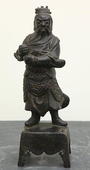 Divinità in bronzo