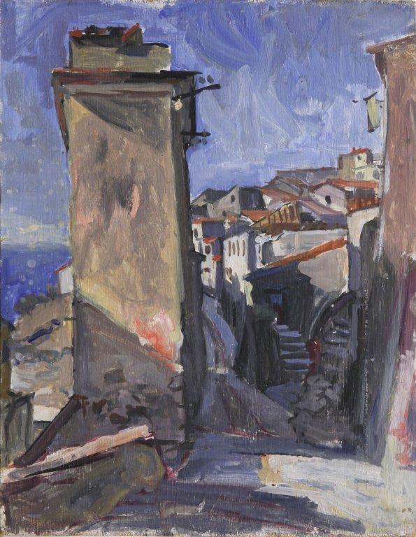 NEONATO NICOLA (1912-2006)  Isola