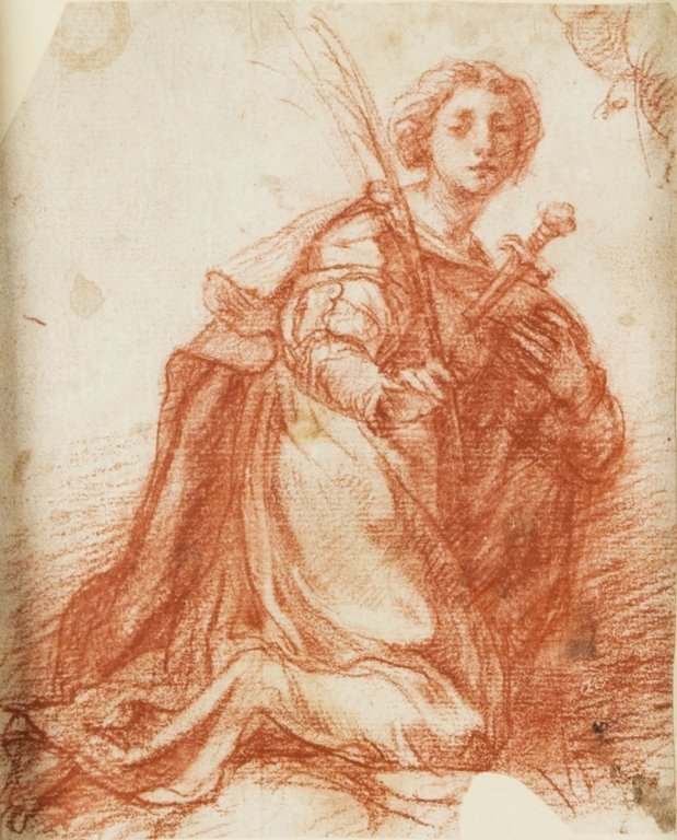 Michelangelo Anselmi (Lucca 1491/92 - Parma