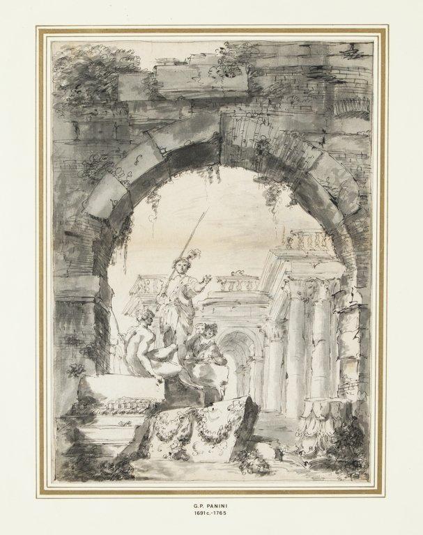 Giovanni Paolo Panini (Piacenza 1691-Roma