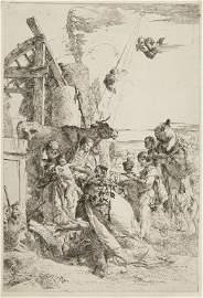 Giambattista Tiepolo (Venezia 1696-Madrid