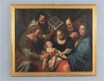 DOMENICO FIASELLA (1589-1669)   La