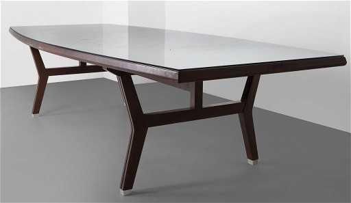 ICO PARISI Un tavolo da riunione per MIM,