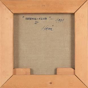 SERGIO SARRI (1938-) Estetic Club I