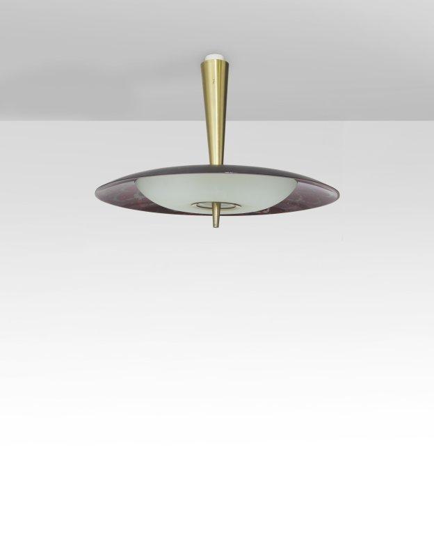 ARTE Un lampadario modello \'1462\',