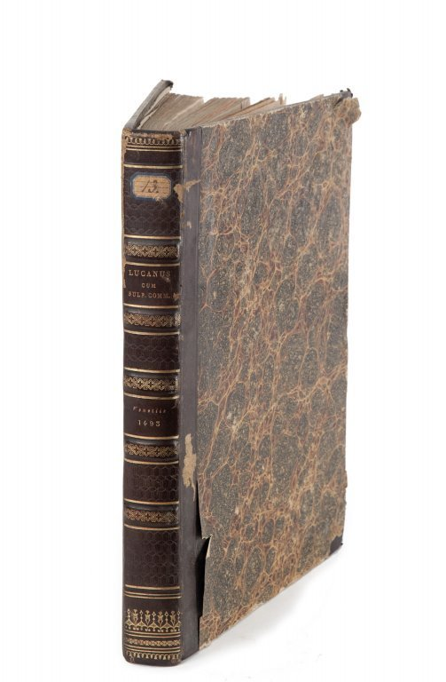 Lucano (Cordoba 39- Roma 65) Farsalia
