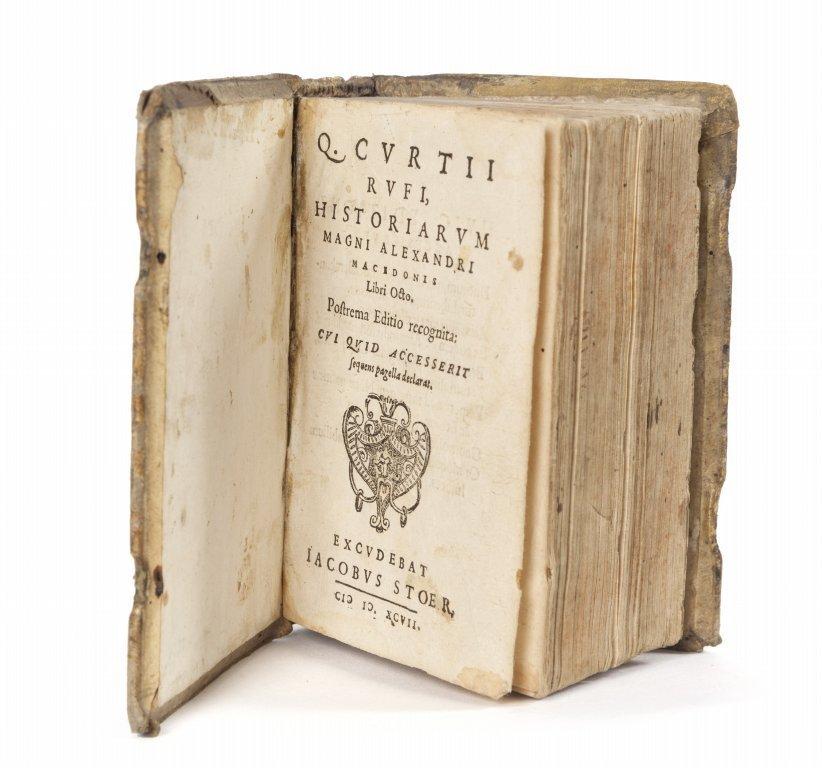 Quinto Curzio Rufo (I secolo dopo