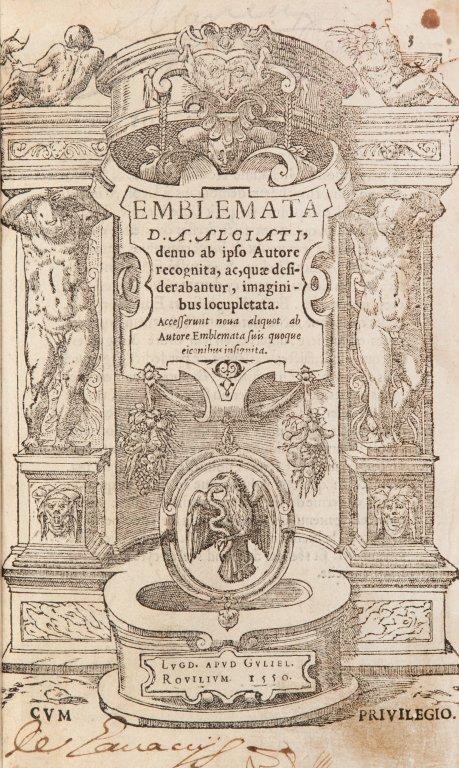 Andrea Alciati (Milano 1492 - Pavia