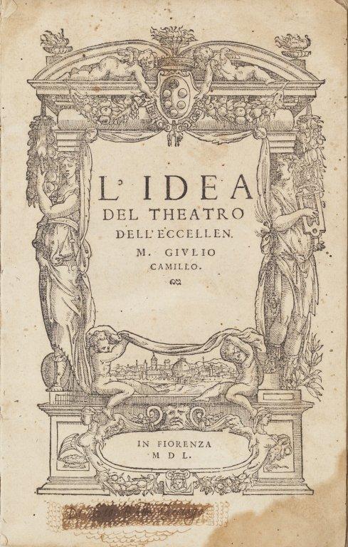 """Giulio Camillo Delminio (Portogruaro, 1480 """""""