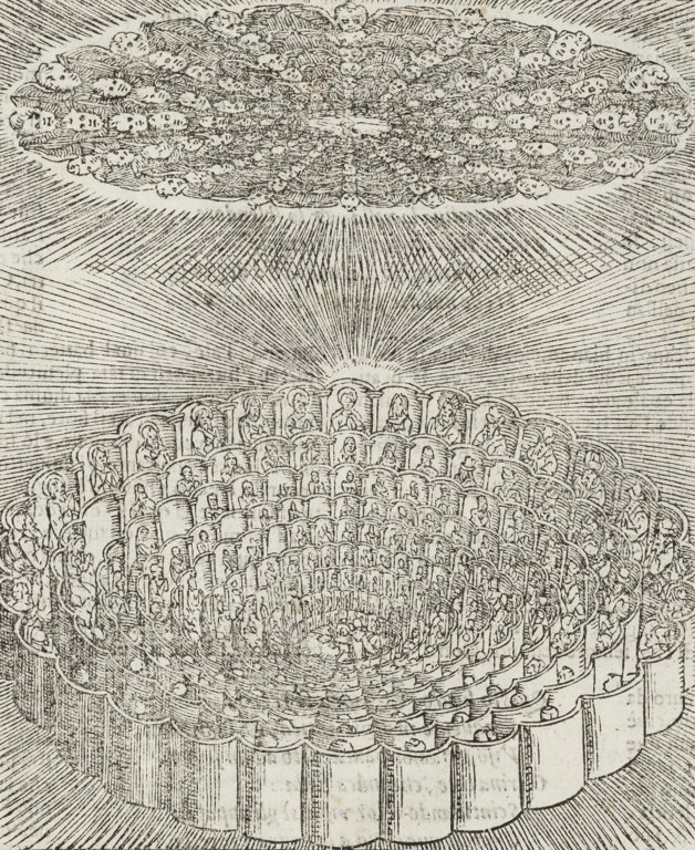 Dante Alighieri (Firenze, 1265 - Ravenna, 1321).