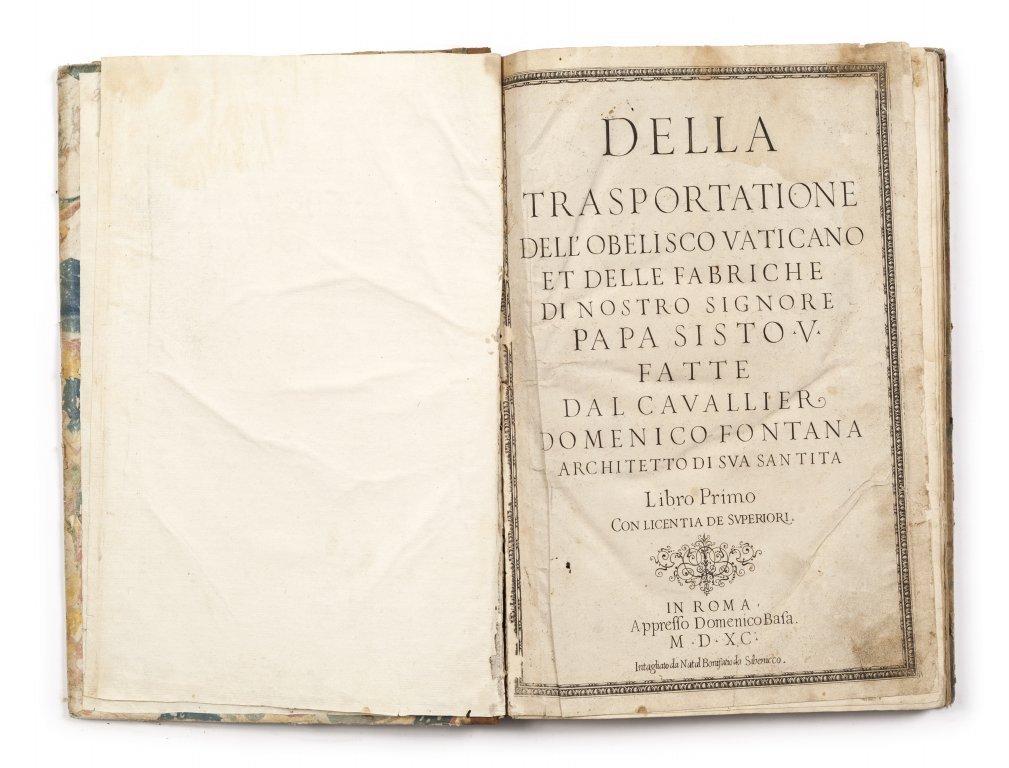 Domenico Fontana (Melide, 1543 - Napoli, 1604)