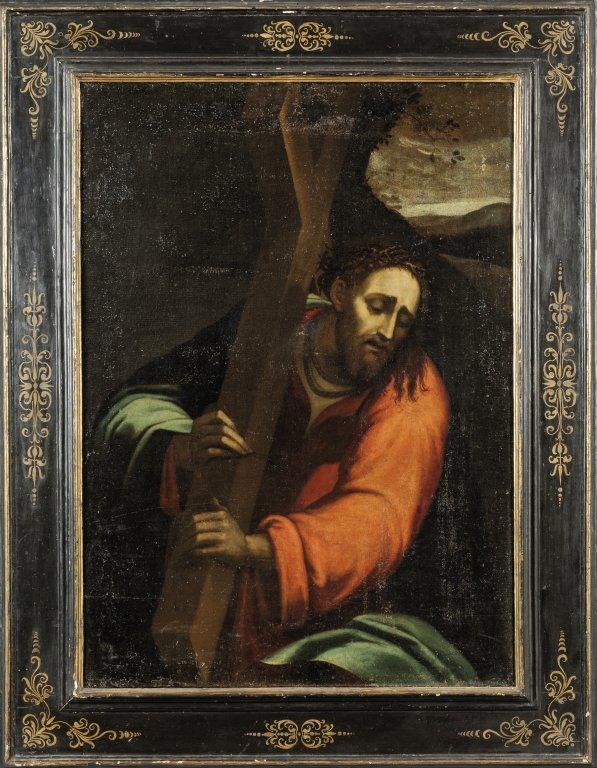"""Giovanni Marni  """"Cristo che porta la Croce"""""""