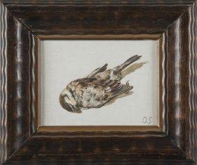 Oscar Saccorotti (1898-1986) Uccellino