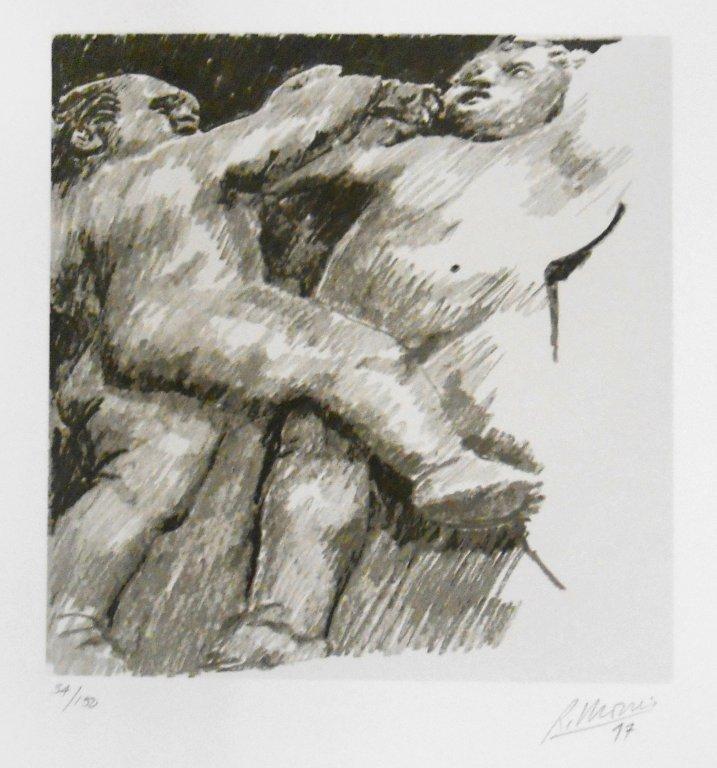 ROBERT MORRIS (1931-)  Senza