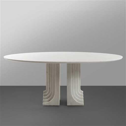 CARLO SCARPA Un tavolo \