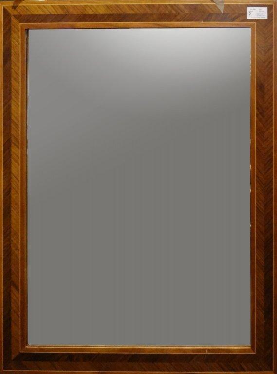 Specchiera in stile Luigi XVI con cornice in