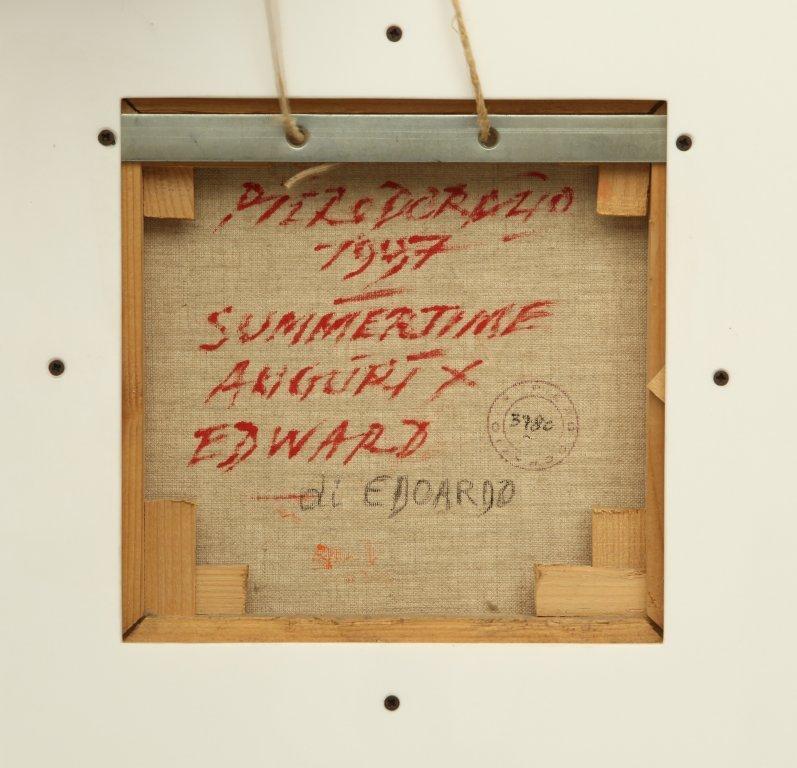 PIERO DORAZIO (1927-2005)  Summertime - 2