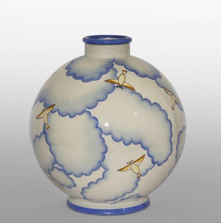 RICHARD-GINORI, MANIFATTURA DI DOCCIA  Un vaso
