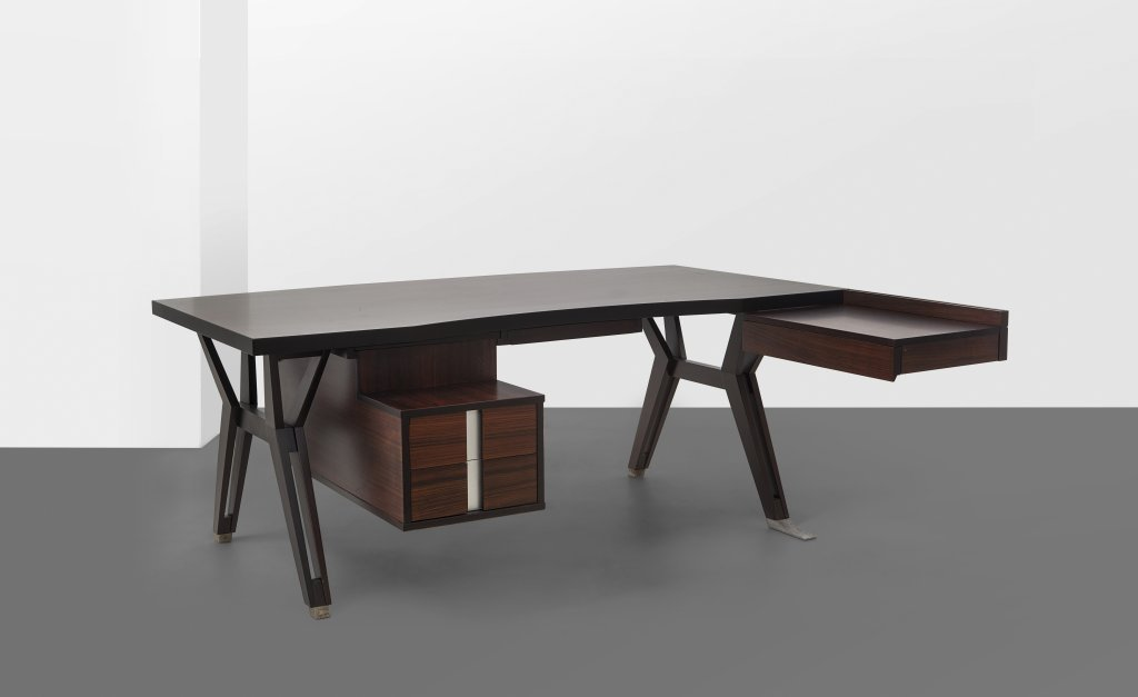 ICO PARISI  Una scrivania per M.I.M., anni
