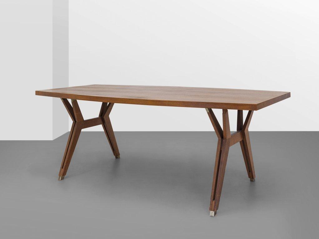 ICO PARISI  Un tavolo per MIM, anni '60.