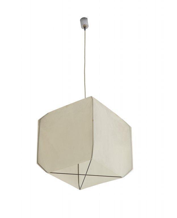 BRUNO MUNARI  Una lampada a sospensione