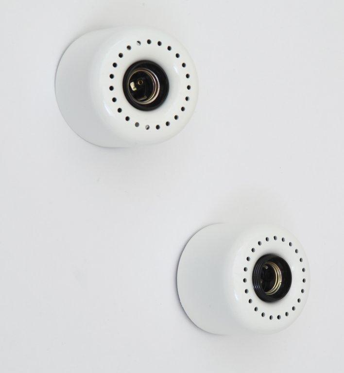 O-LUCE (Editore) (FOTO 328) Due lampade a
